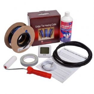 Standard Undertile Loose Cable Kits - 10w/m